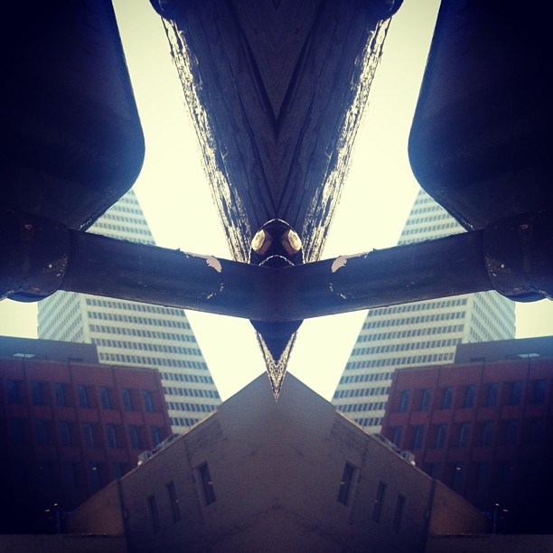 Some sort of San Francisco #mirrorgram