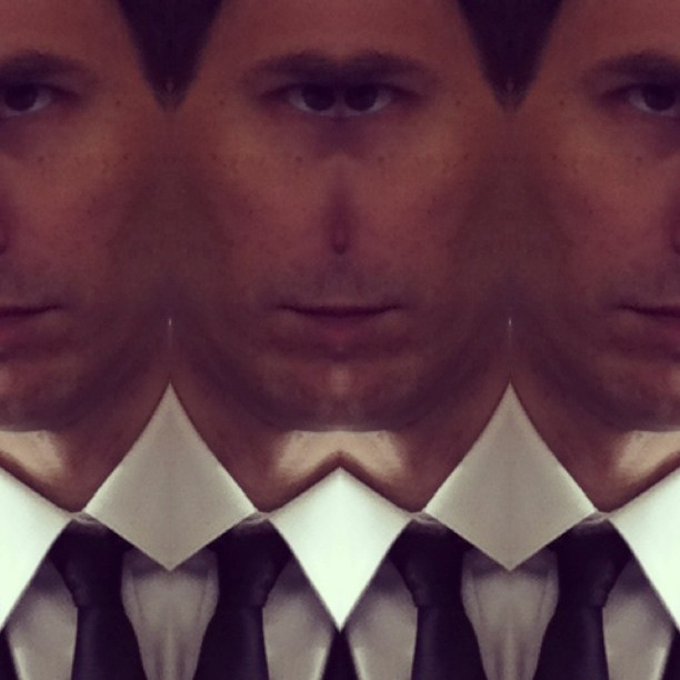 Many me's #mirrorgram