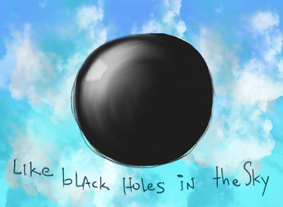 Like Black Holes