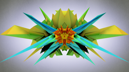 LowPoly Abstract