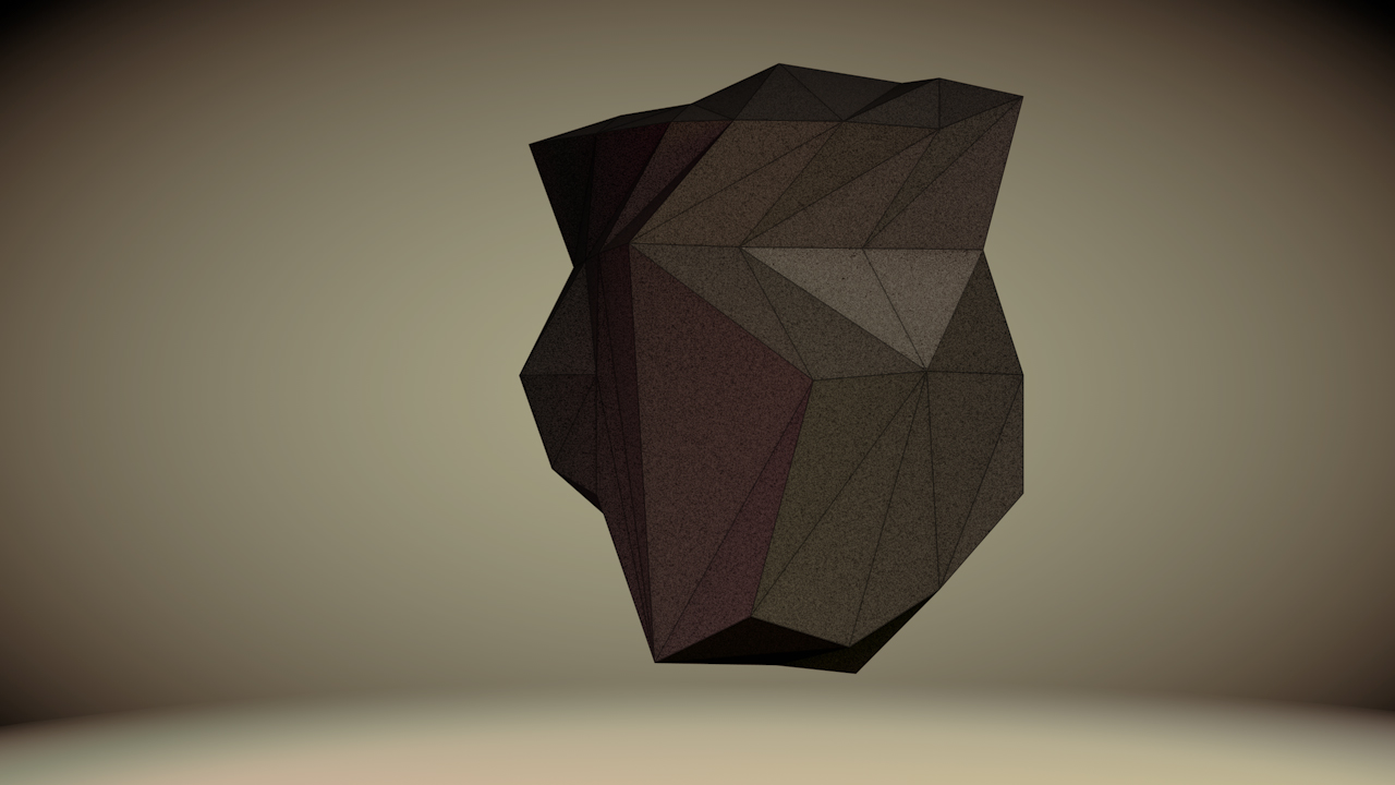 Low Poly Blork