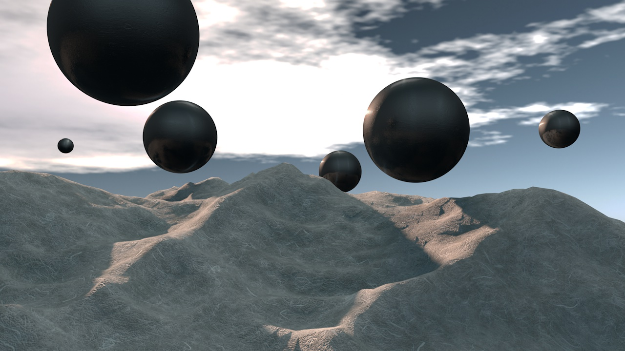 Orb Mountains