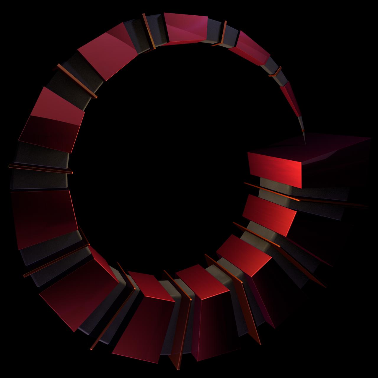 Spiral Chunk
