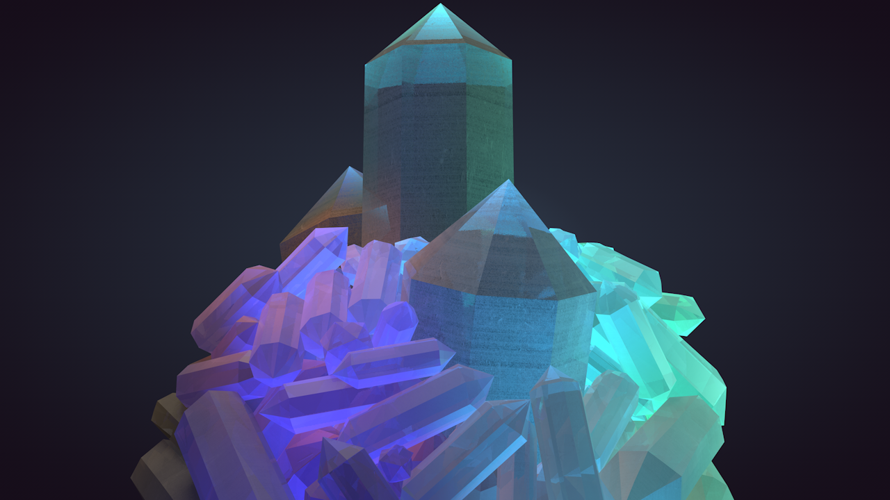 Crystal Attract