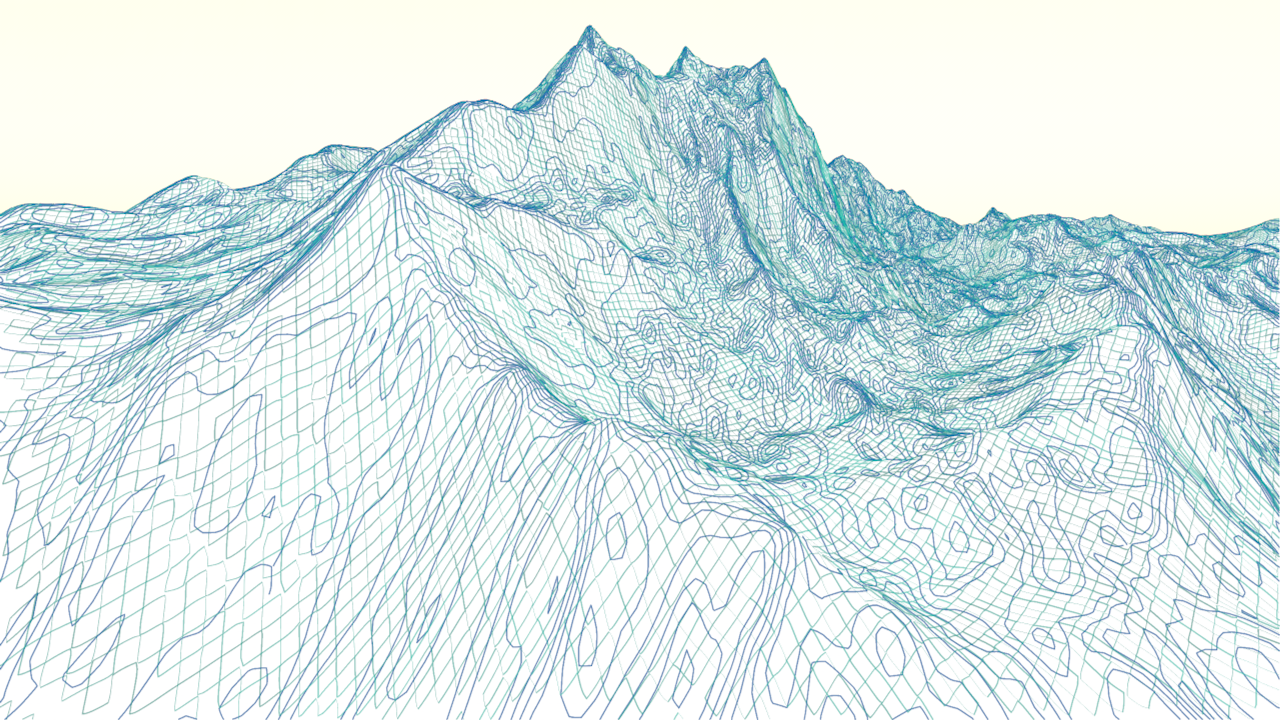 Topographical Sketch